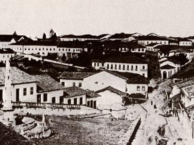 Historische Aufnahmen von Brasilien aus dem Jahre 1862